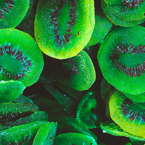 Kandieren von Früchten