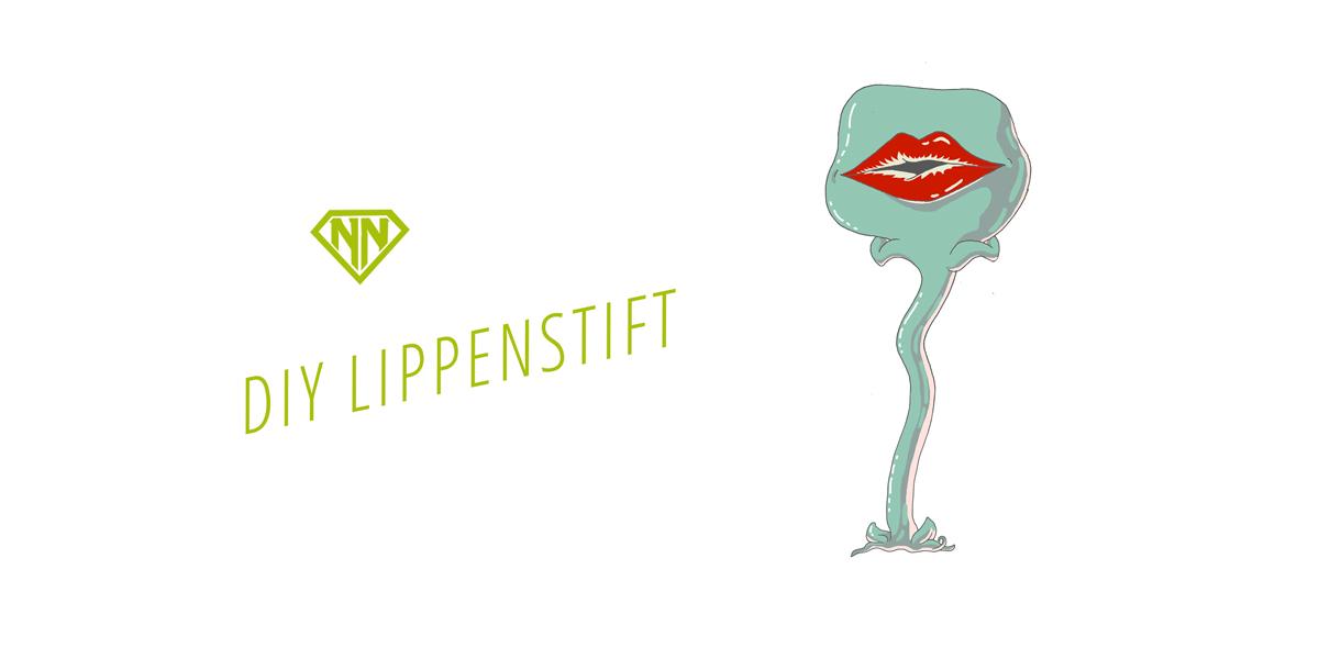 DIY Kosmetik: Lippenstift selber machen