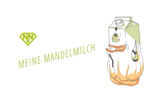 Unser Nature Nerds Mandelmilch Rezept