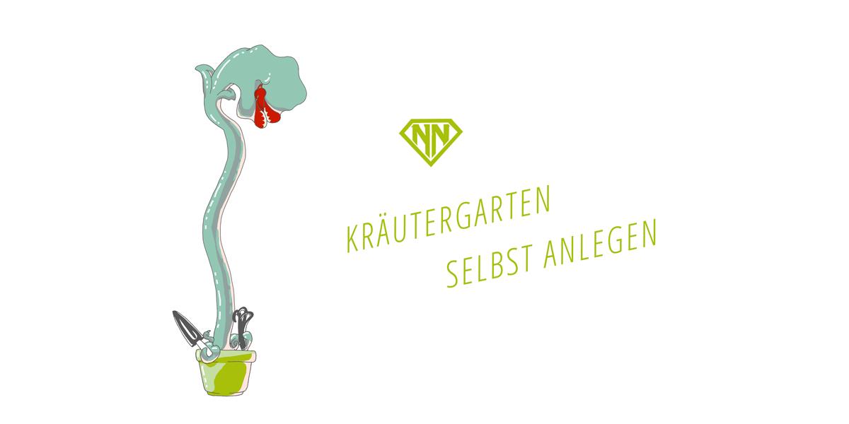 Wie du deinen eigenen Kräutergarten anlegst