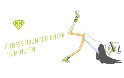 Primal Workout: Tägliche Paleo Fitness Übungen unter 15 Minuten