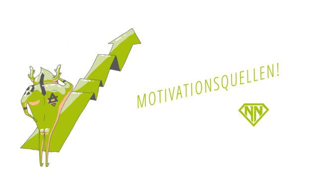 Das (allseits bekannte) Motivationstief – meine Motivationsquellen!