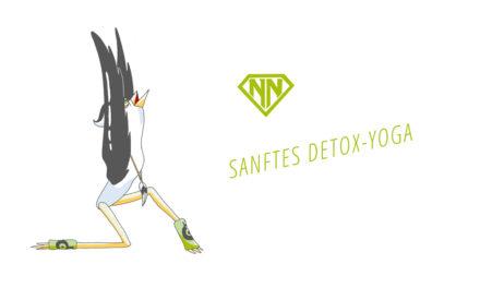 Ist weniger mehr? Ein sanftes Detox-Yoga Erlebnis