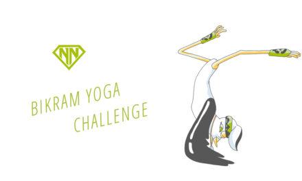 Bikram Yoga Challenge im Selbstversuch