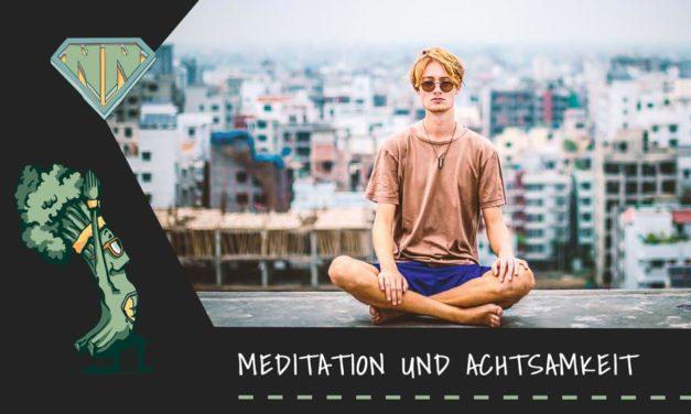 Gedanken außer Kontrolle: Wie Du durch Meditation ausgeglichener wirst