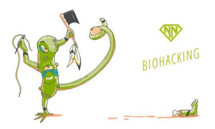Biohacking – Körper und Geist, fest verschweißt