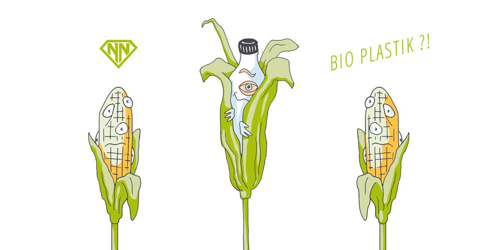 Warum Du auf Bioplastik / Biokunststoff vorerst verzichten solltest