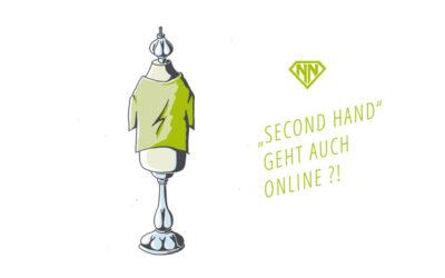 Second Hand Kleidung – online ressourcenschonend shoppen