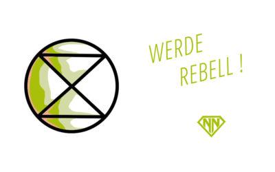 Werde Rebell – mit friedlichem Ungehorsam gegen das Artensterben