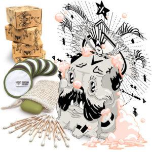 Beauty-Pack-mit-Schaum